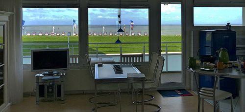 Nordseeblick norderney zentral gelegene geschmackvoll for Zimmer auf norderney